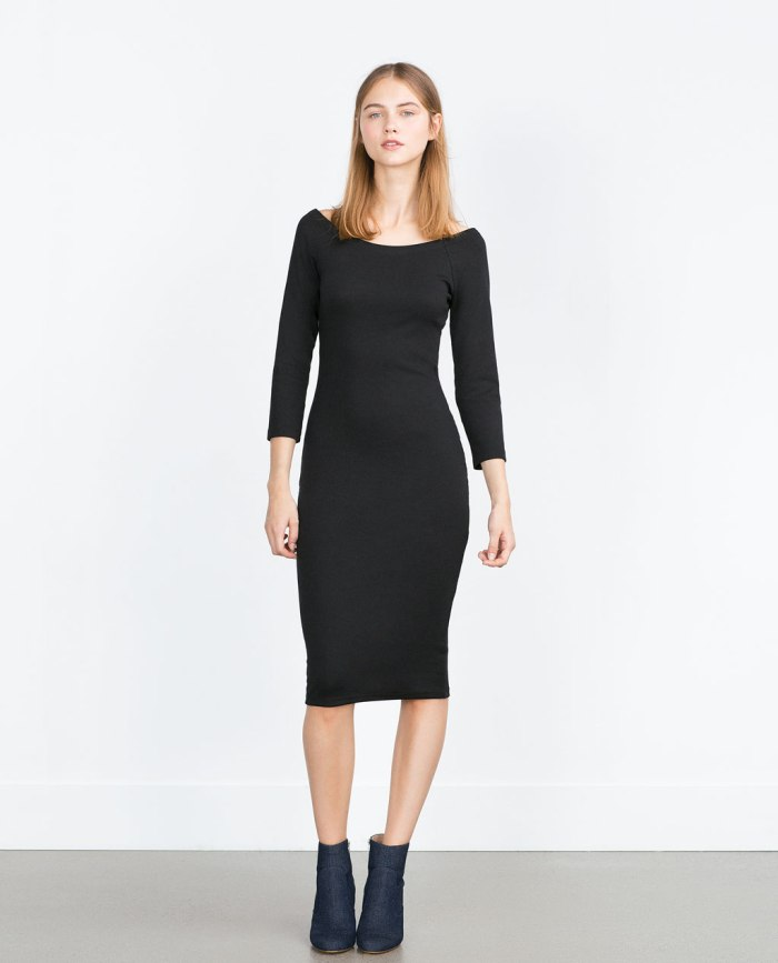 zara tube dress 19